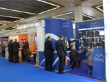Stand presentation of Monitor Electric new developments
