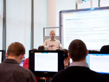 SCADA CK-2007 training session