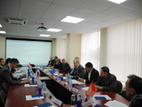 CIS Electric Power Council in Moscow