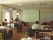 Training of administrators and engineers of SCADA/EMS CK