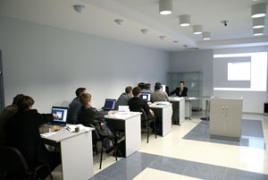 Courses for power stations operational staff