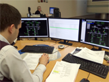 Automated supervisory control of substations with SCADA CK-11