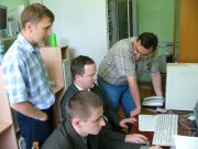 Tambov RDO. Tests of hardware-software complex SmartFEP and SCADAEMS СК-2003